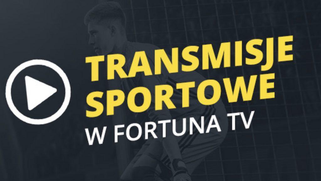 Fortuna TV - mecze bez opłat. Legalne transmisje dla każdego!