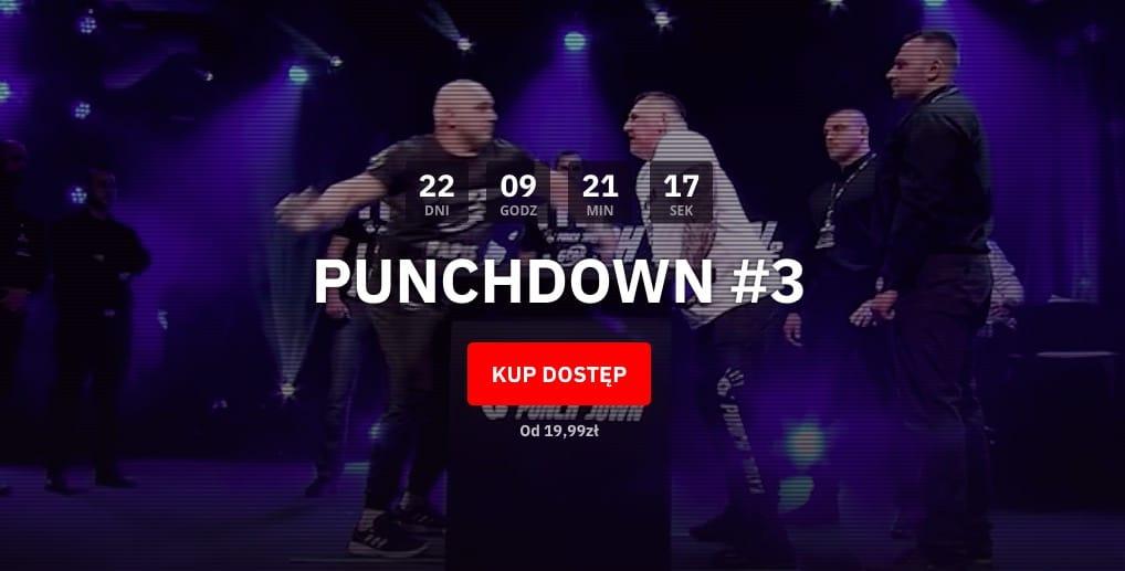 Punchdown 3 - Daniel Magical vs Bonus BGC. Gdzie transmisja, stream online?